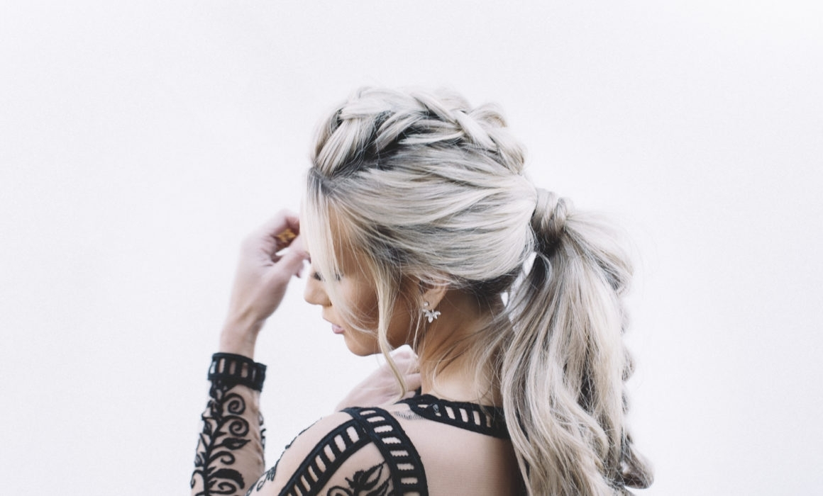Faux Hawk Braid – The City Blonde Intended For Most Popular Long Braided Faux Hawk (View 8 of 15)