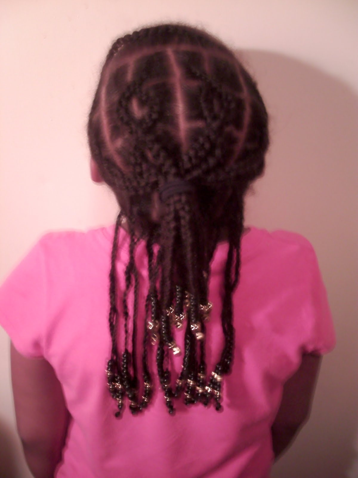 Favorite Mohawk With Criss Crossed Braids Pertaining To Hair With Purpose Natural Hair Care: Criss Cross & Box Braids (View 4 of 15)