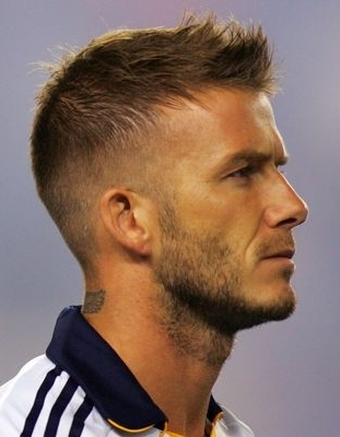 Favorite Razored Haircuts With Precise Nape And Sideburns Pertaining To Gallery Of Short Textured Haircuts For Men (View 4 of 15)