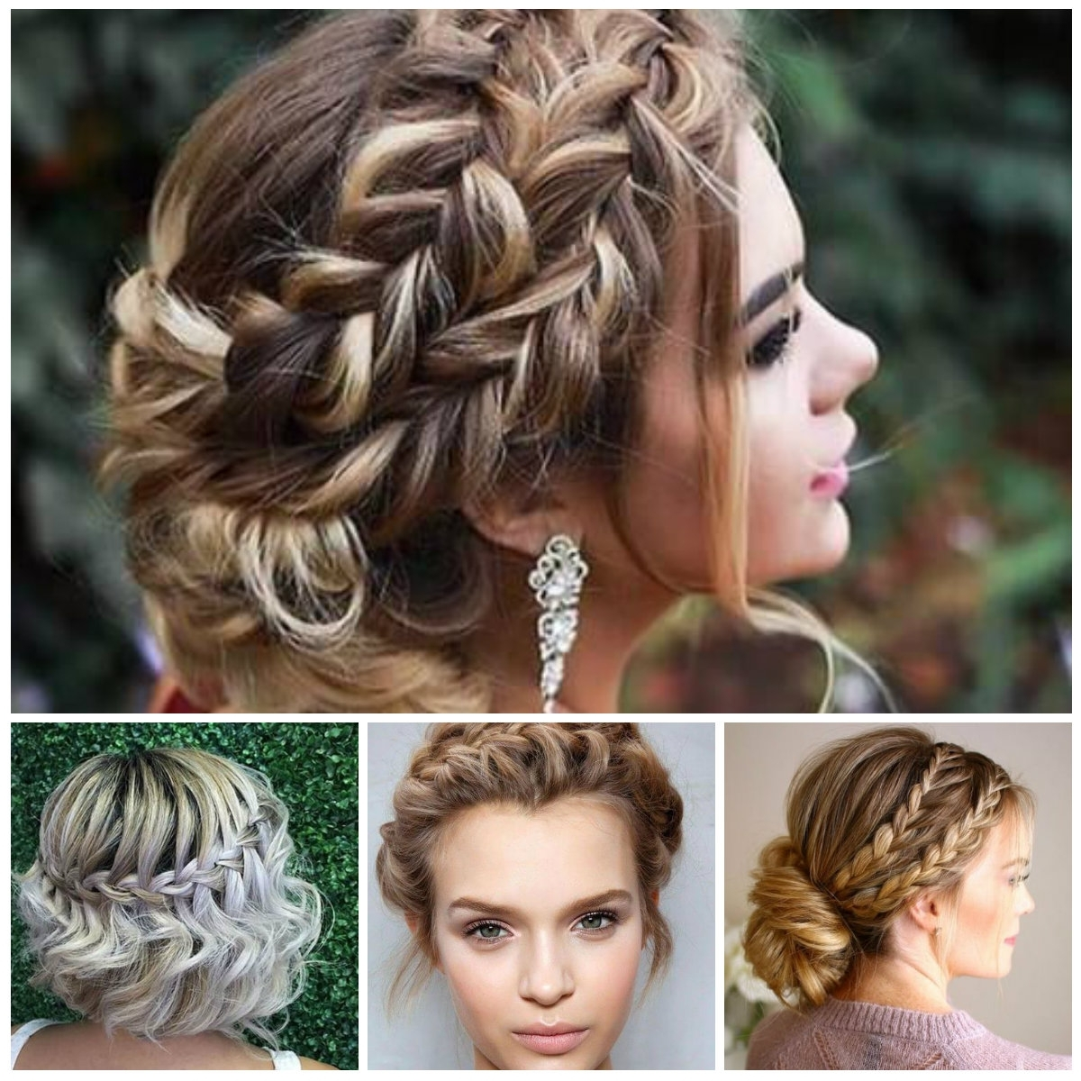 French Braid Hairstyles For 2018 – New Hairstyles 2017 For Long Pertaining To 2018 French Braid Hairstyles (View 14 of 15)