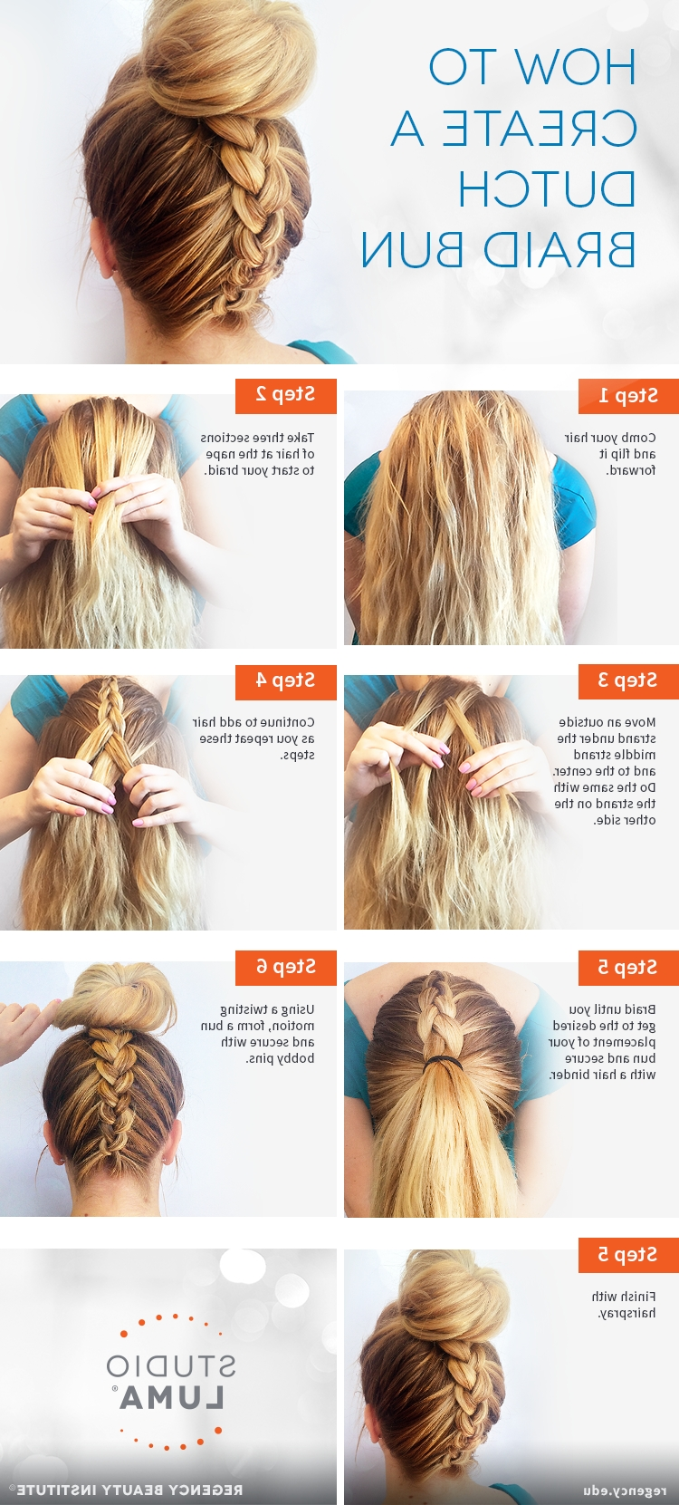 French Braids Are Classic, But We're Always Up For New Takes On The Inside Well Liked Two Classic Braids Hairstyles (View 3 of 15)
