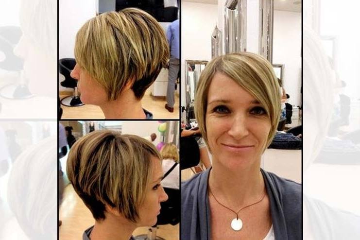 Glamorous Pixie Cut For Style And Elegance Pertaining To Most Popular Pixie Wedge Haircuts (View 12 of 15)