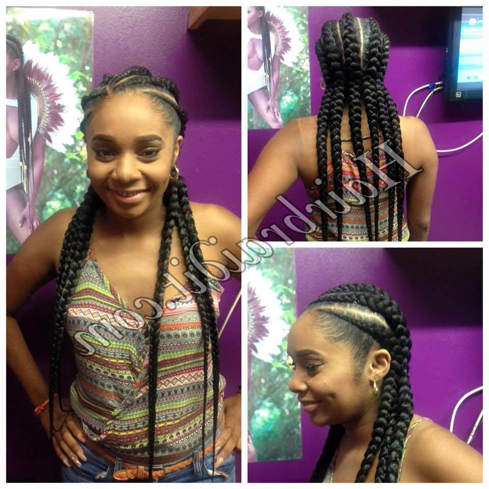 Glamour Braids (View 4 of 15)