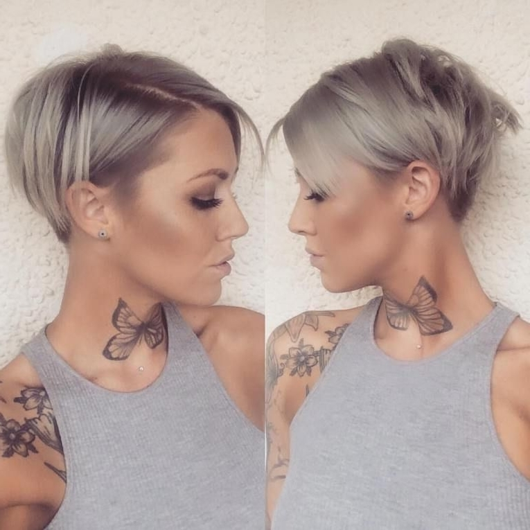 Featured Photo of Soft Pixie Bob For Fine Hair