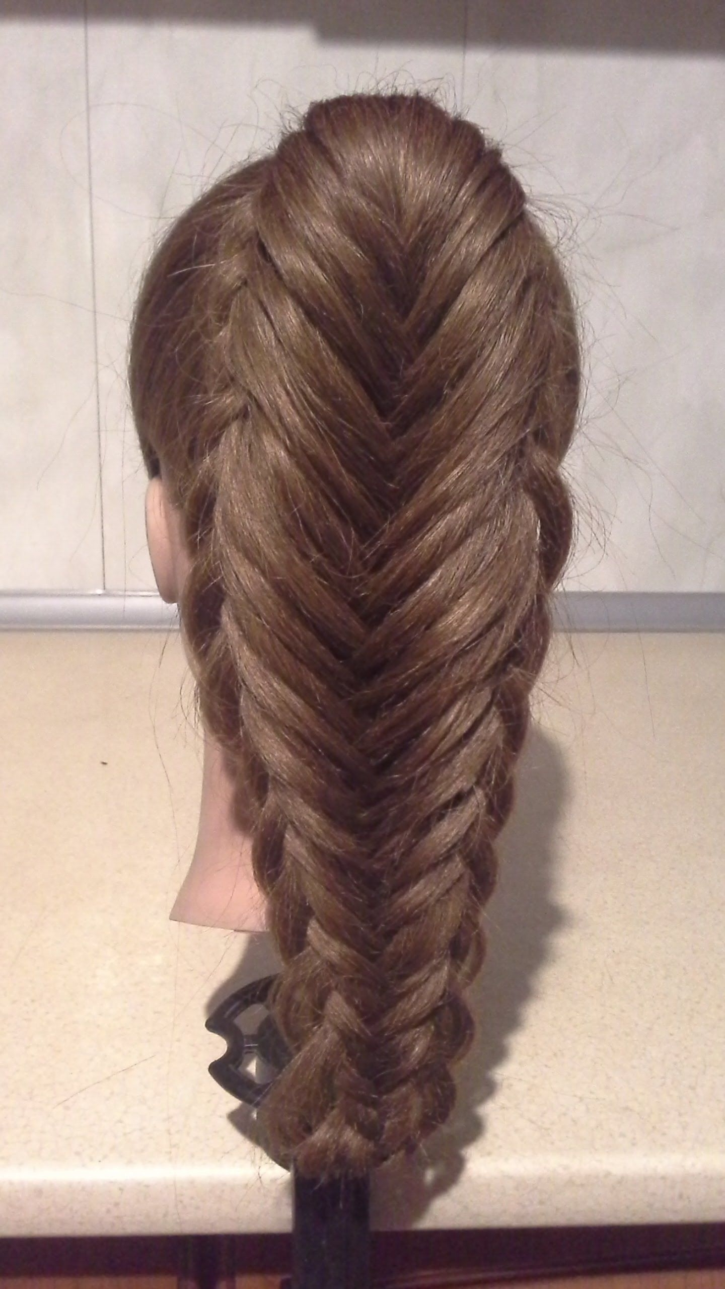 Hair Style Regarding Popular Lattice Weave With High Braided Ponytail (View 6 of 15)