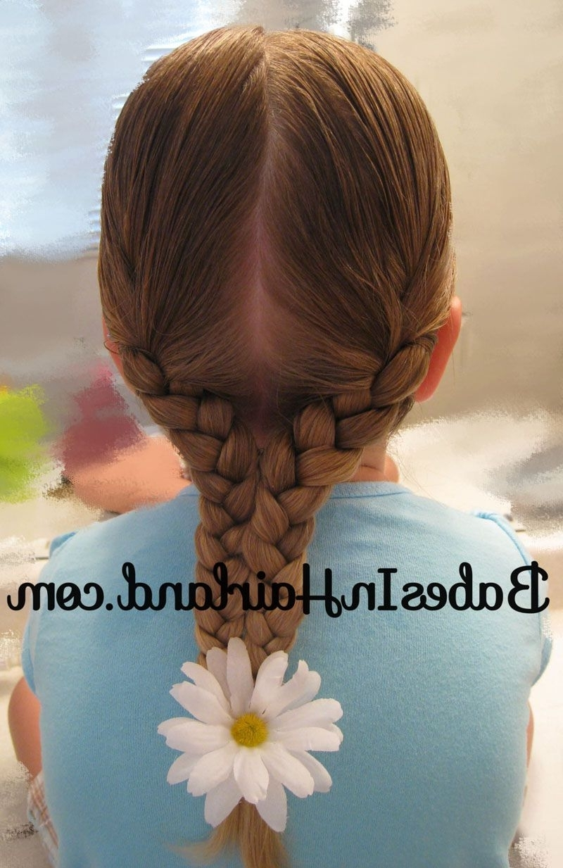 Hair Style, School Hair And Kid Hairstyles (View 4 of 15)