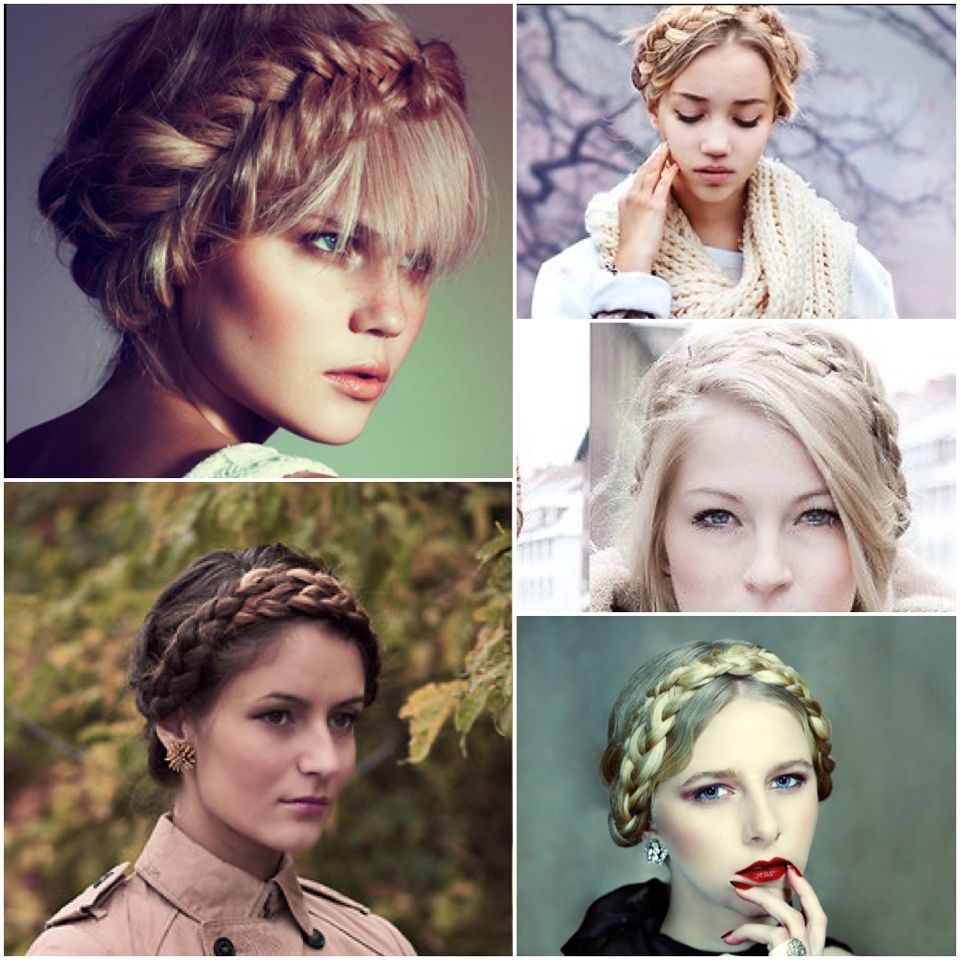 Hair Trend Report: Why The Milkmaid Braid Is Here To Stay For Widely Used Milkmaid Braids Hairstyles (View 13 of 15)