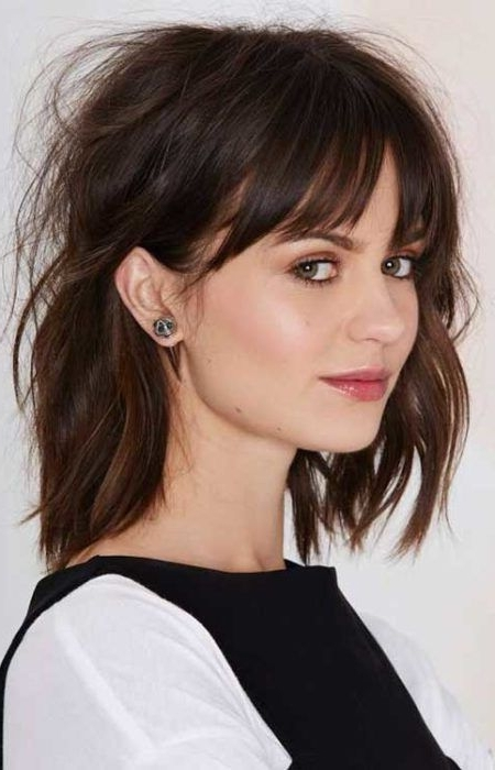 Haircuts, Hairstyles With Famous Imperfect Pixie Haircuts (View 6 of 15)