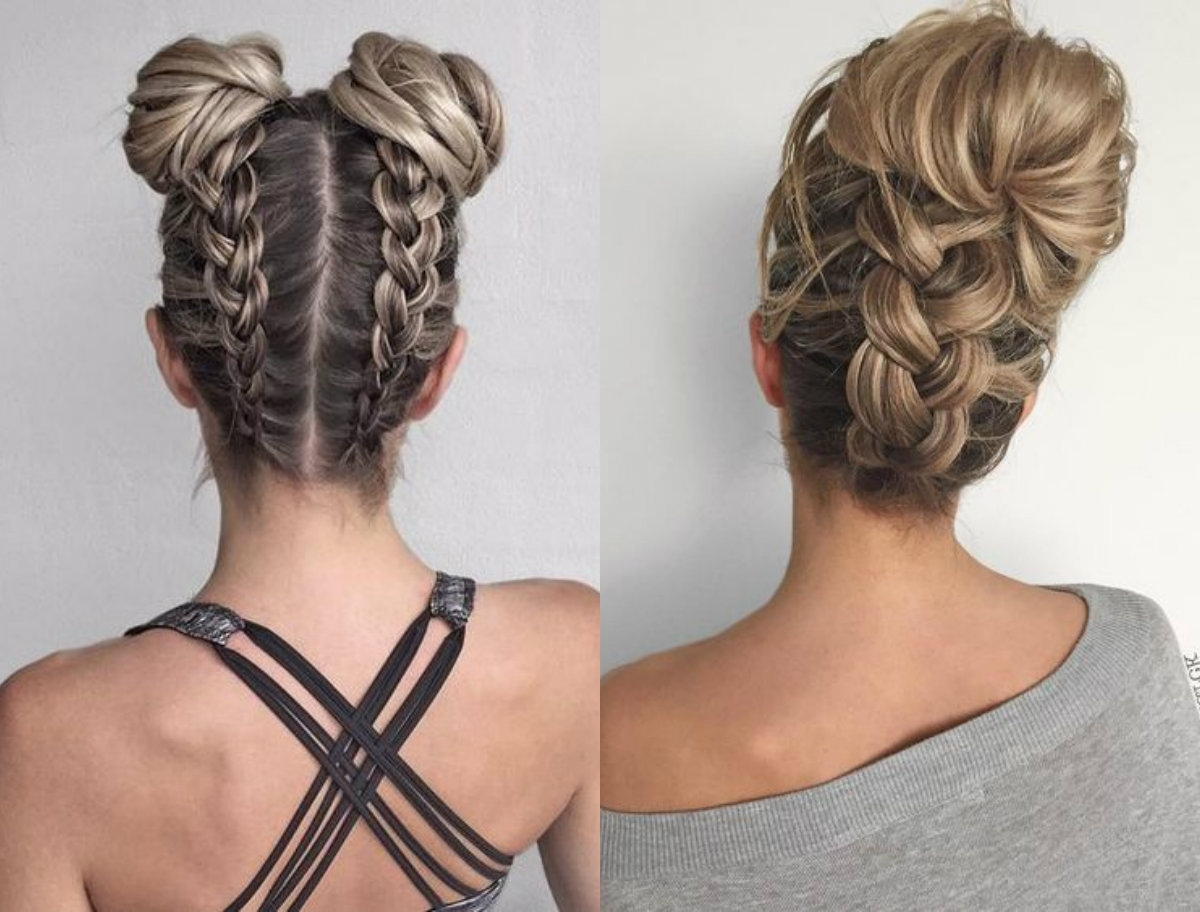 Hairdrome In Most Recently Released French Braid Updo Hairstyles (View 11 of 15)