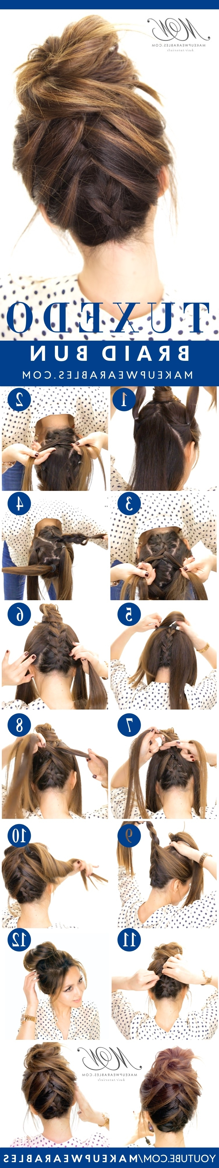 Hairstyle Tutorial (View 8 of 15)