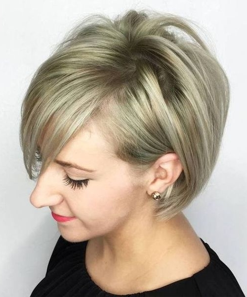 Hairstyles Throughout Most Recently Released Soft Pixie Bob For Fine Hair (View 10 of 15)