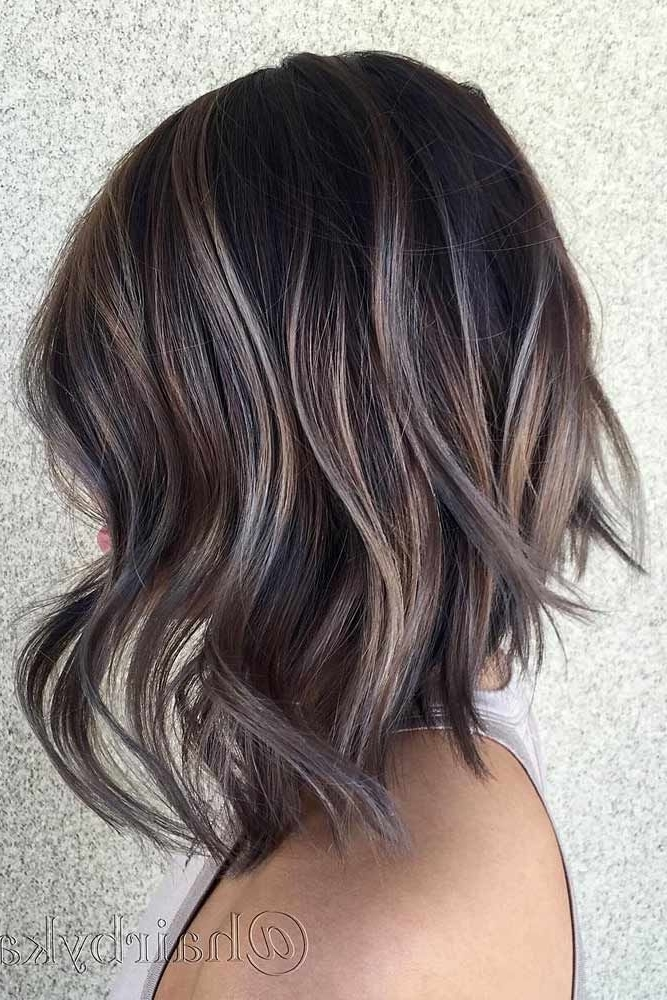 Highlights For Short Hair Trend (View 8 of 15)