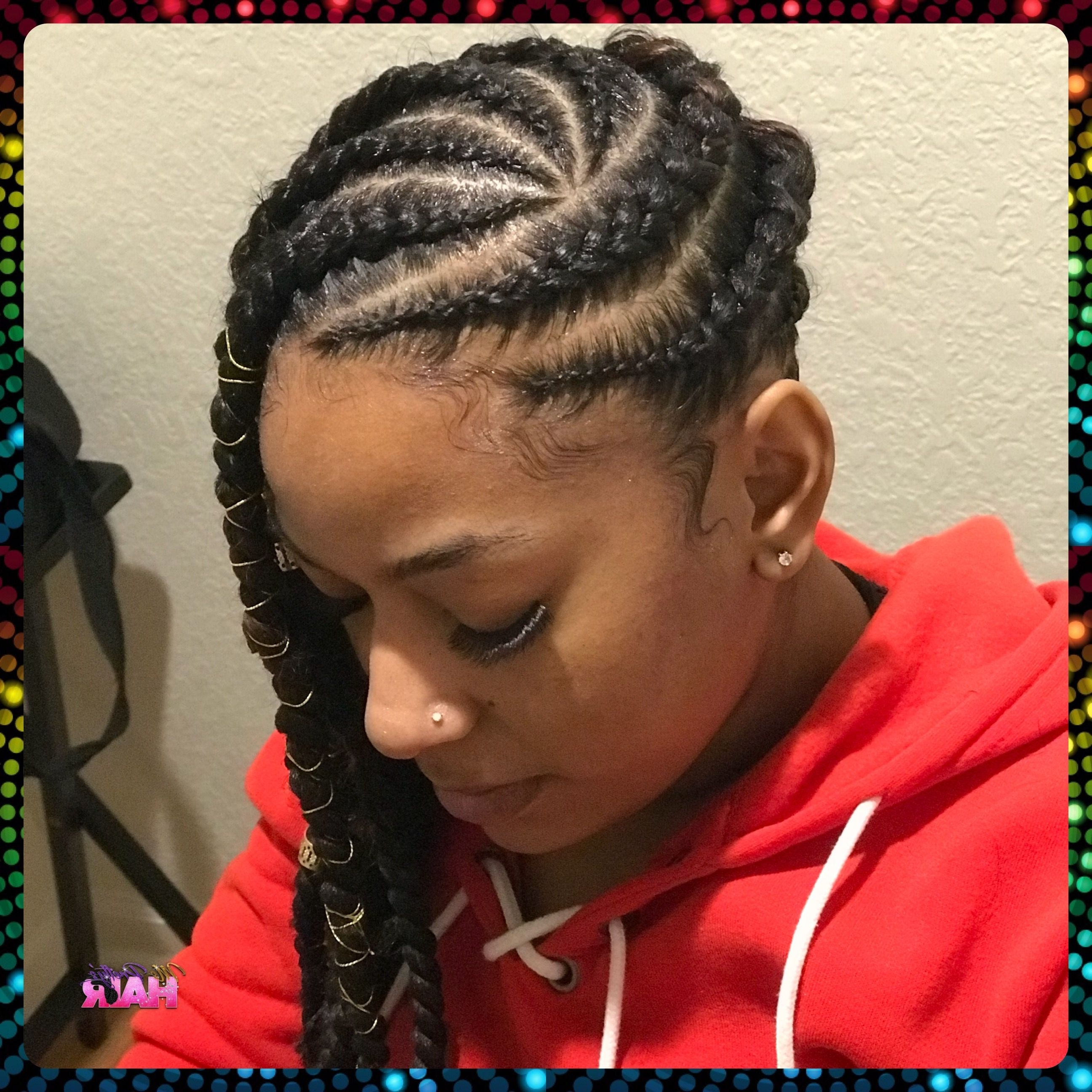 Jumbo Lemonade Braids @ms Prettys Hair (View 2 of 15)