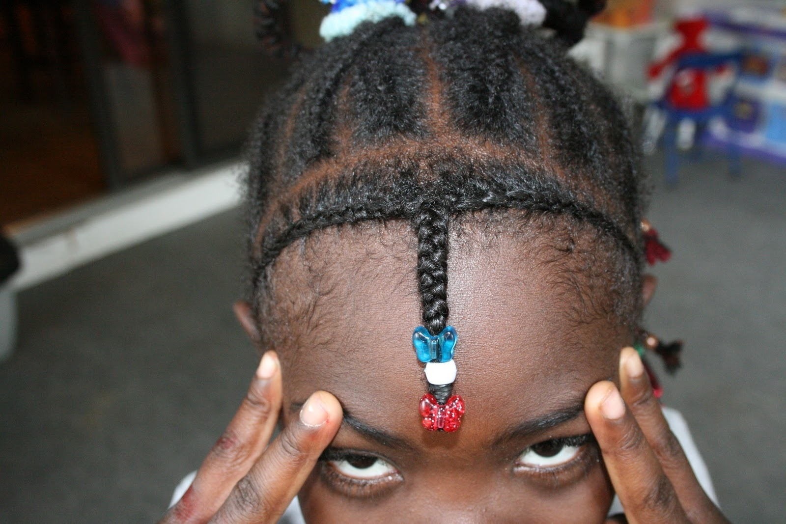 Featured Photo of Crazy Cornrows Hairstyles
