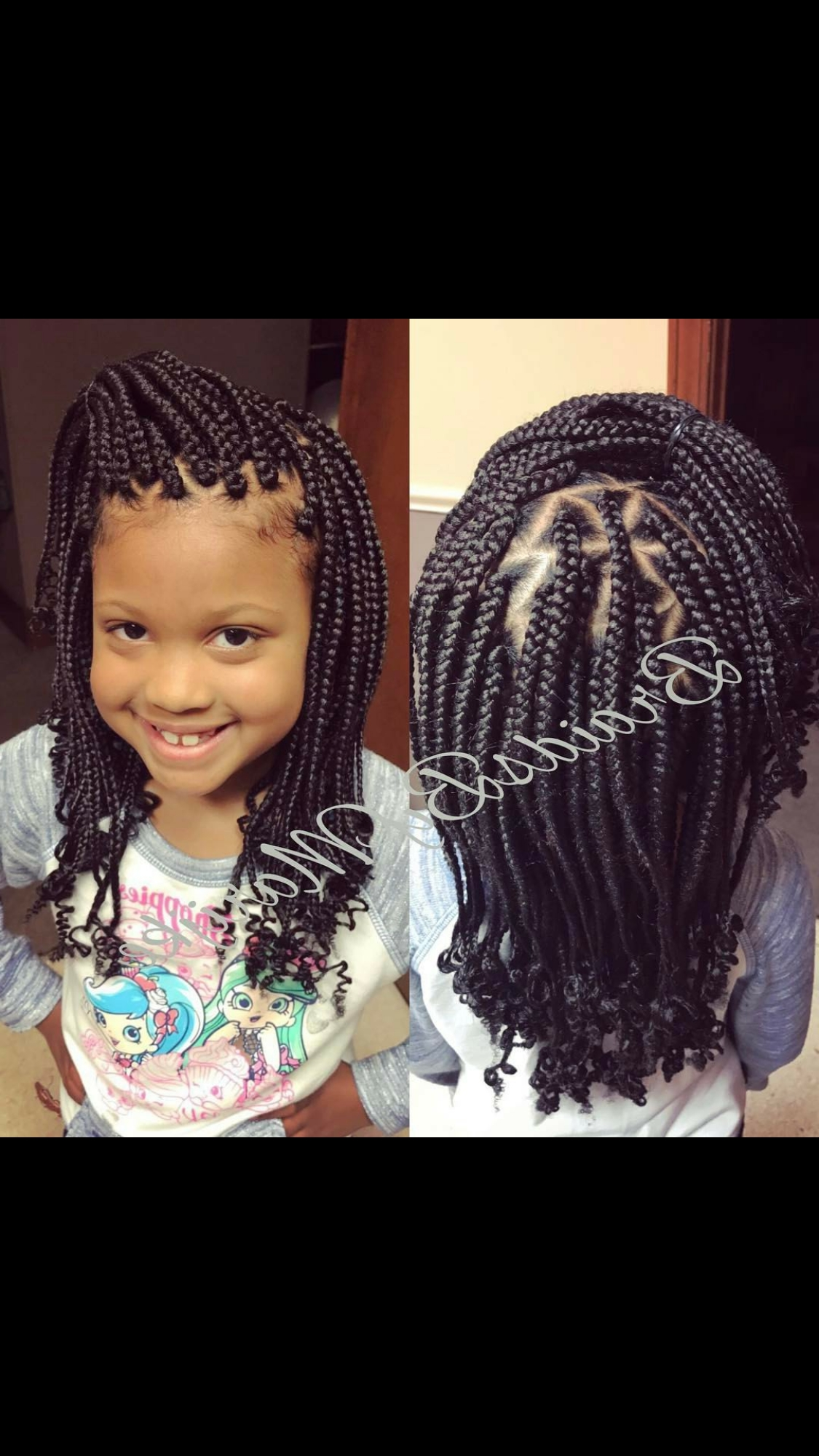 Kids Box Braids! #braidsbymarijke #jacksontnbraider (Gallery 5 of 15)