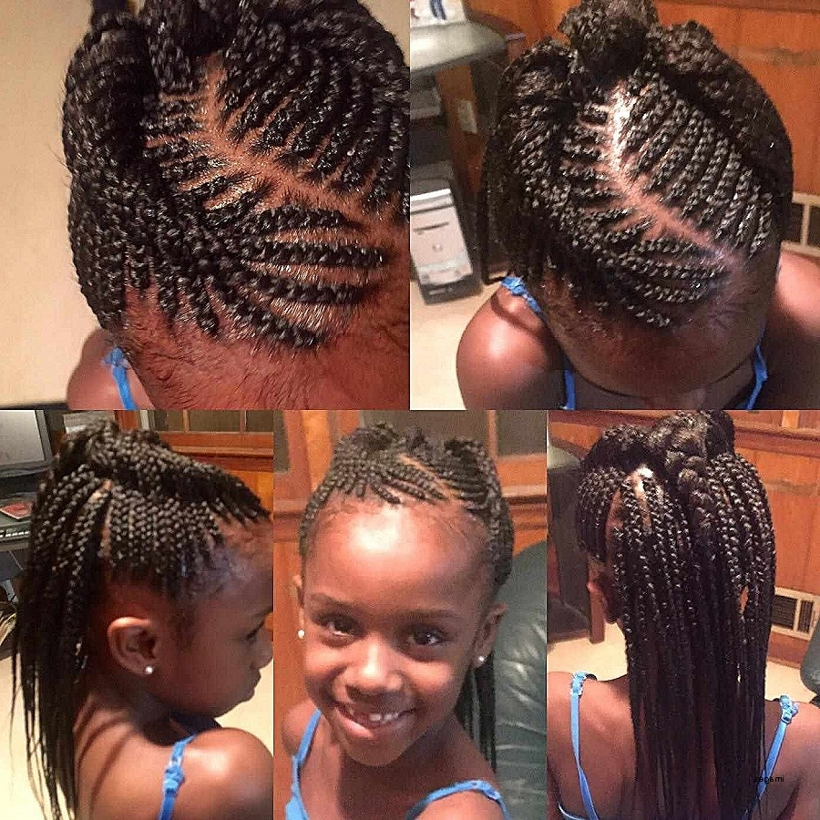 Latest Cornrow Hairstyles For Short Hair Throughout Curly Hairstyles (View 9 of 15)