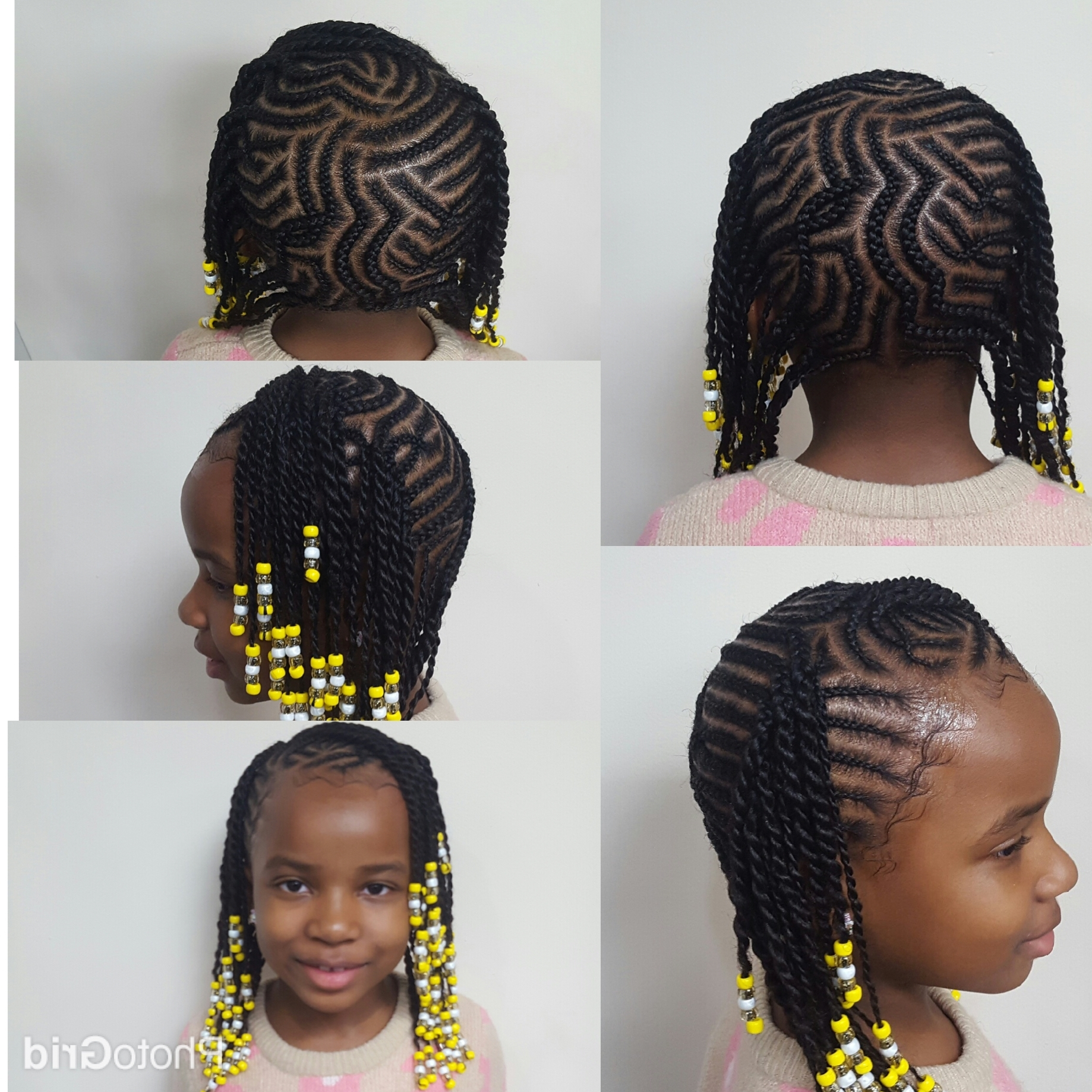 Latest Creative Cornrows Hairstyles Within Creative Cornrow Hairstyles – Innoviustech (View 12 of 15)