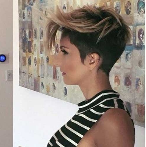 Latest Layered Pixie Cuts You Will Love (View 5 of 15)