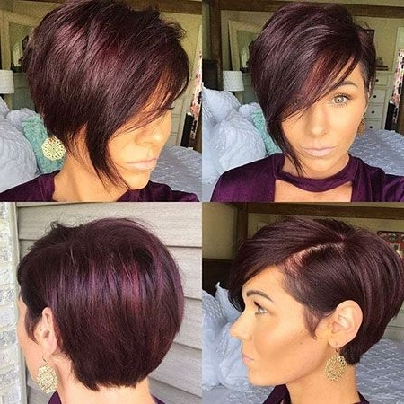 Latest Pixie Bob Haircuts Pertaining To 25 Best Pixie Cuts (View 12 of 15)