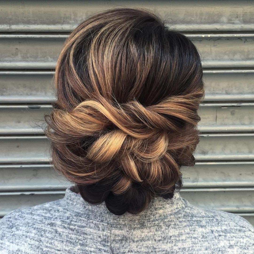 Low Updo, Updo And Elegant (View 2 of 15)