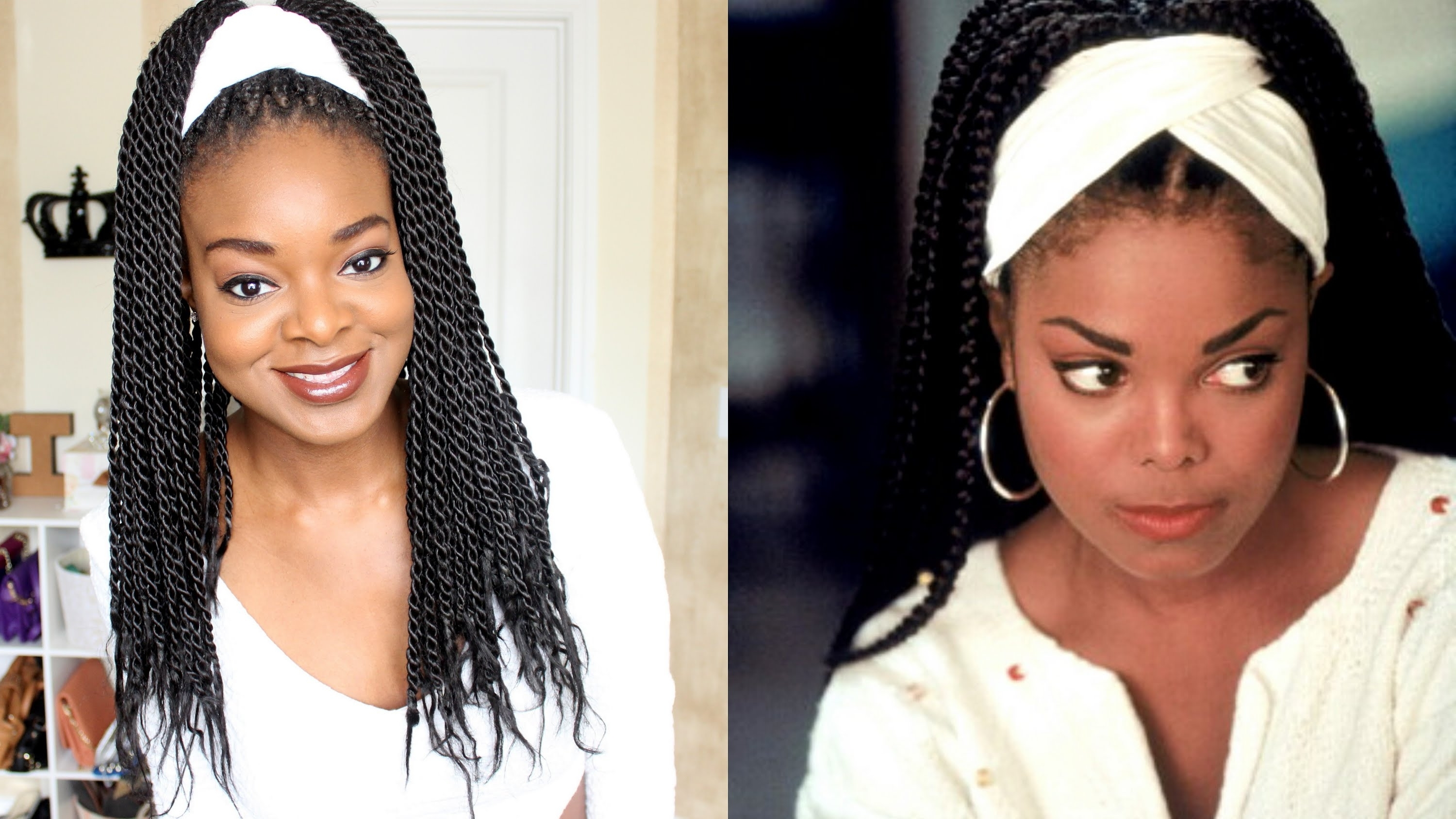 Featured Photo of Poetic Justice Braids Hairstyles