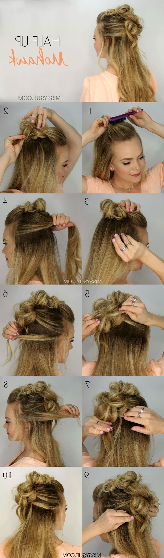 Mohawk Hairstyles (View 8 of 15)
