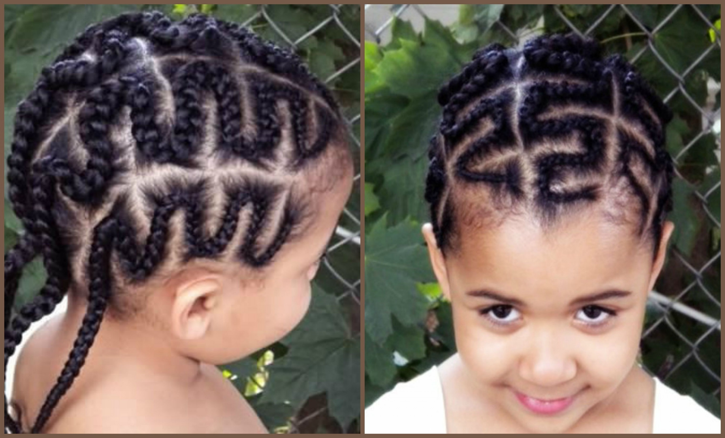Most Current Zig Zag Cornrows Hairstyles Inside Hairstyle Zig Zag – Fresh Hair Cut (View 4 of 15)