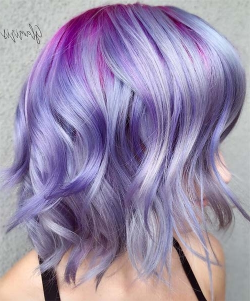 Most Popular Lavender Pixie Bob Haircuts For 100 Short Hairstyles For Women: Pixie, Bob, Undercut Hair (View 8 of 15)