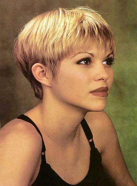 [%most Popular Pixie Wedge Haircuts Throughout Hairxstatic: Crops & Pixies [gallery 4 Of 9] | My Style | Pinterest|hairxstatic: Crops & Pixies [gallery 4 Of 9] | My Style | Pinterest For Well Known Pixie Wedge Haircuts%] (View 15 of 15)