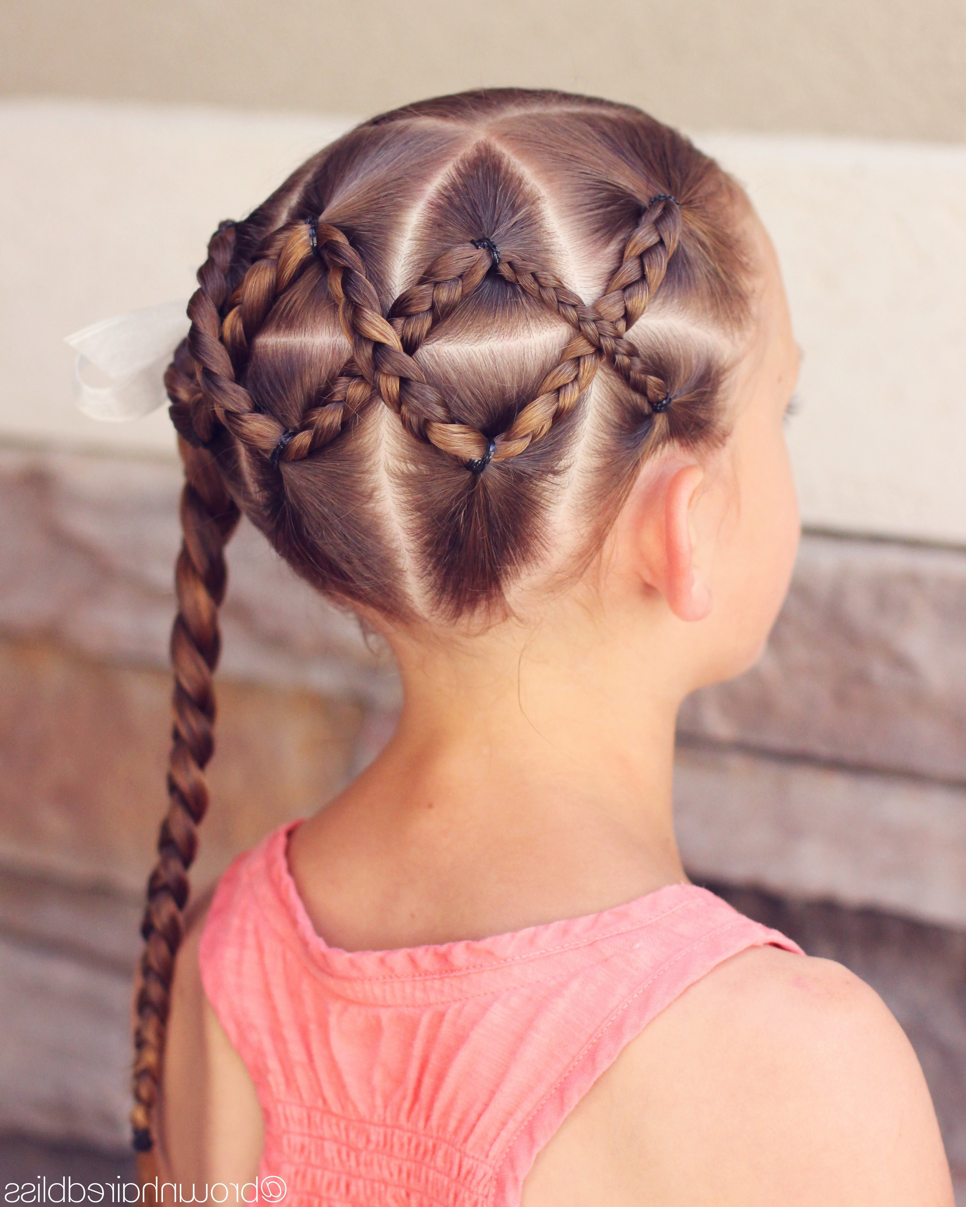 Most Recent Braid Into Pony Hairstyles In Amazing Hairstyle Update » Braids Into Ponytail Hairstyles (View 13 of 15)