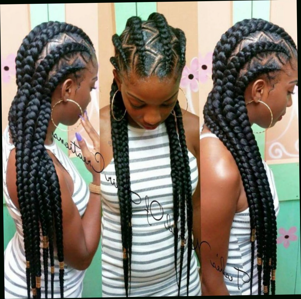 Most Recent Easy Cornrows Hairstyles Within 17+ Easy Cornrow Hairstyles For The Workplace (View 11 of 15)