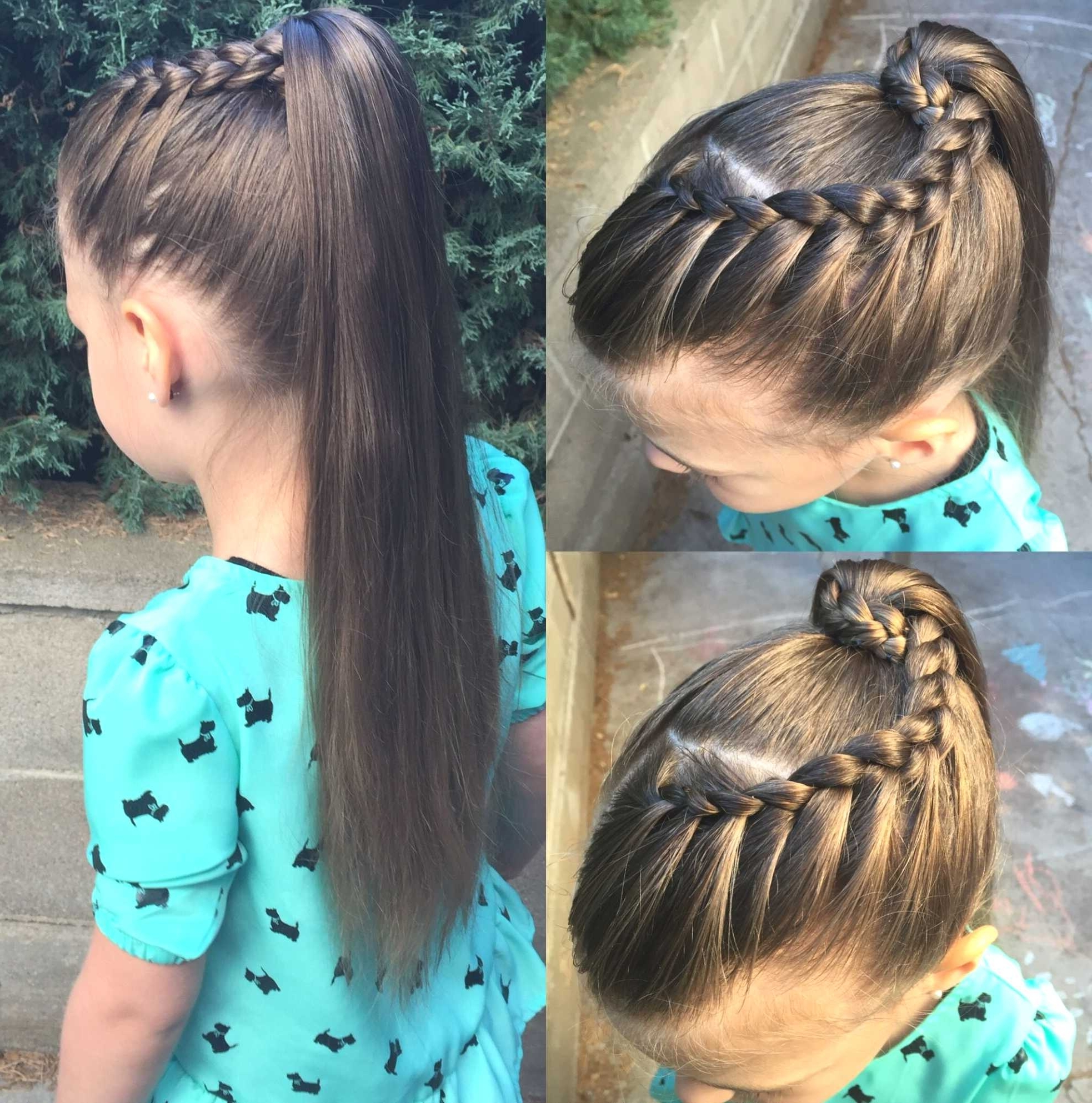Most Recent Pair Of Braids With Wrapped Ponytail With Braid Hairstyles Ponytail – Accessibilite (View 13 of 15)