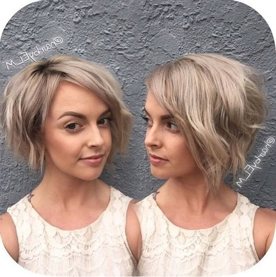 Most Recent Side Parted Blonde Balayage Pixie Haircuts For 10 Easy, Women Short Hairstyles Inspiration 2018: Stylish Pixie Hair (View 11 of 15)