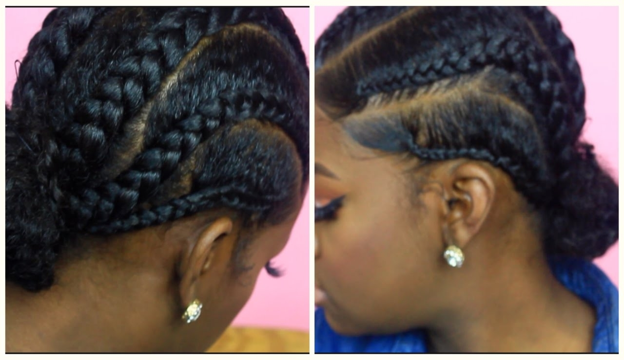 Most Recently Released Cornrows Protective Hairstyles For Protective Hairstyles Braids – Leymatson (View 7 of 15)