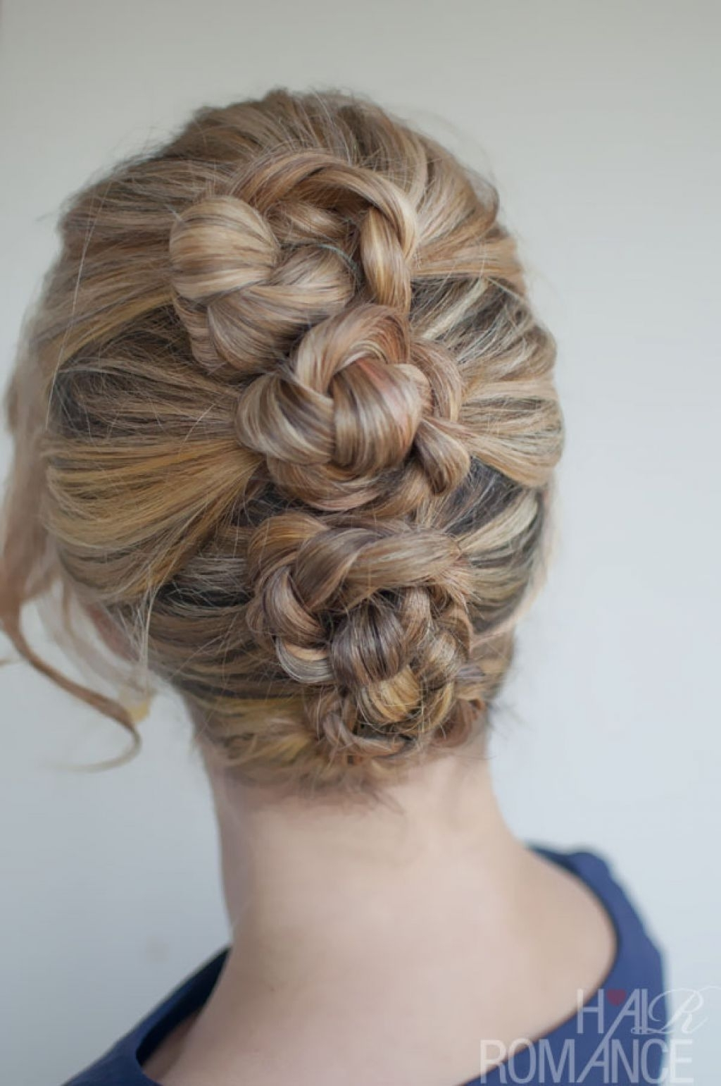 Most Recently Released Fancy Twisted Updo Hairstyles With Up Archives > Page 3 Of 45 > Braided Hairstyles Gallery (View 15 of 15)