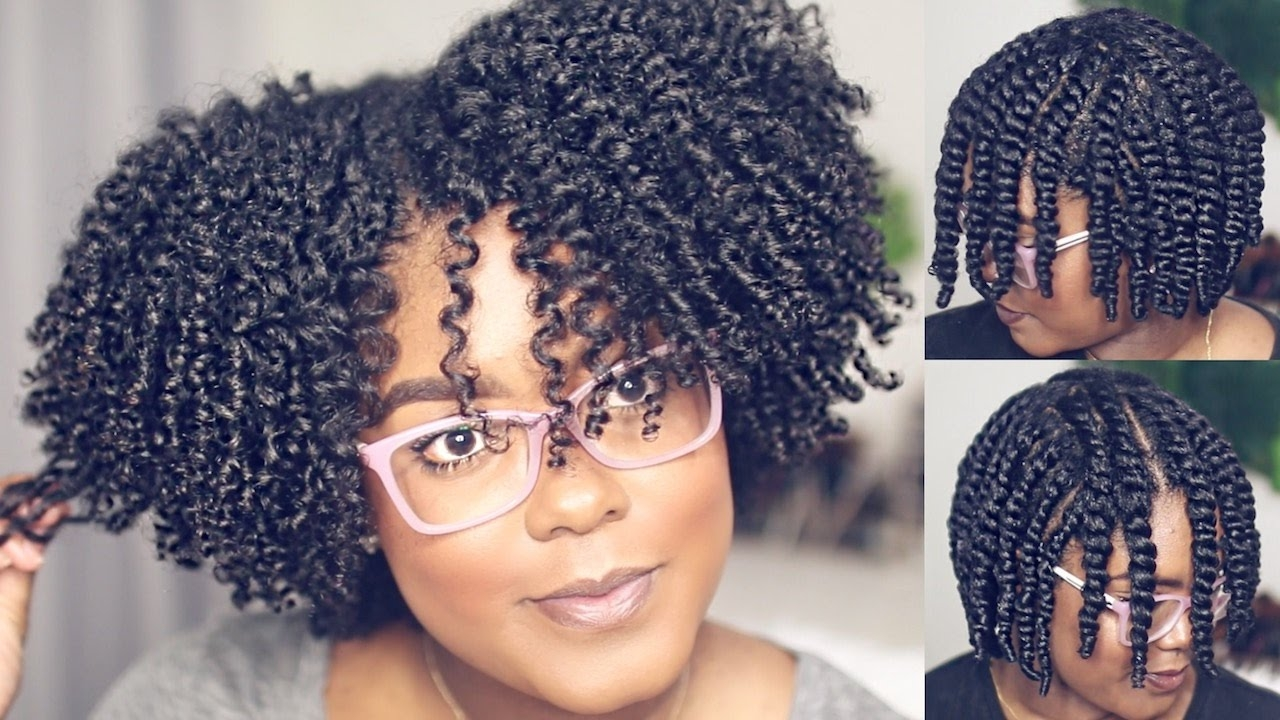 Most Recently Released Flat Twists Into Twist Out Curls With Twist Out Styles (View 6 of 15)