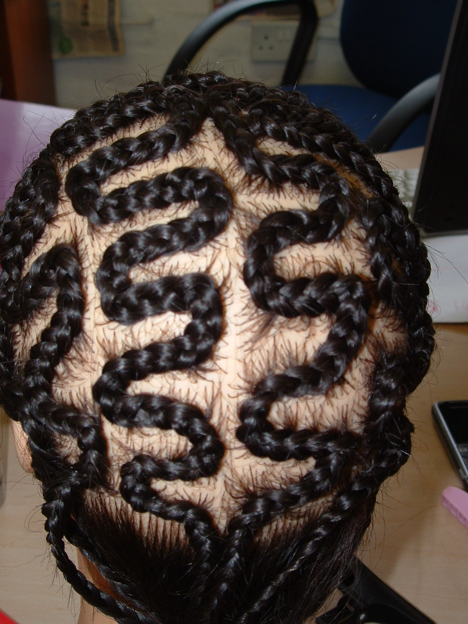 Most Recently Released Zig Zag Braided Hairstyles Within World Of Braiding Zig Zag Cornrow Training Most Delightful Of Zig (View 7 of 15)
