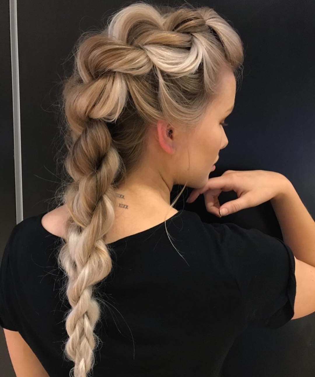 Most Up To Date Artistically Undone Braid Hairstyles Regarding 10 Braided Hairstyles For Long Hair – Weddings, Festivals & Holiday (View 7 of 15)