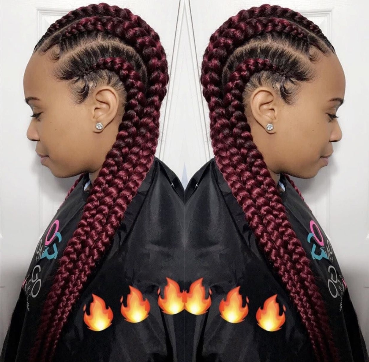 Most Up To Date Feed In Braids Hairstyles For Bob Braid Hairstyles Unique Feed In Braids Gomovement Pinterest (View 11 of 15)