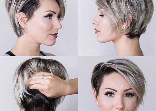 Most Up To Date Pixie Bob Haircuts Intended For Short Pixie Haircuts (View 7 of 15)