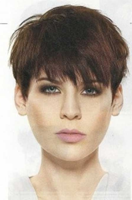 15 Best Of Choppy Pixie Haircuts With Side Bangs