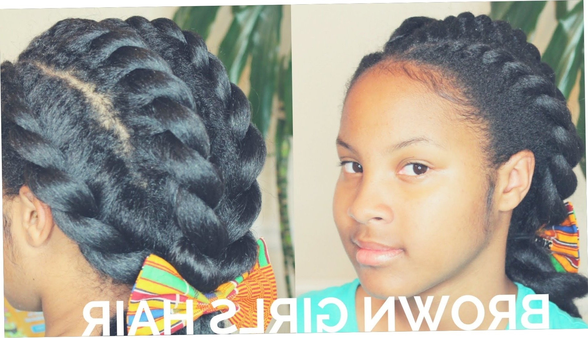 Natural Hair Kids – Youtube (View 10 of 15)