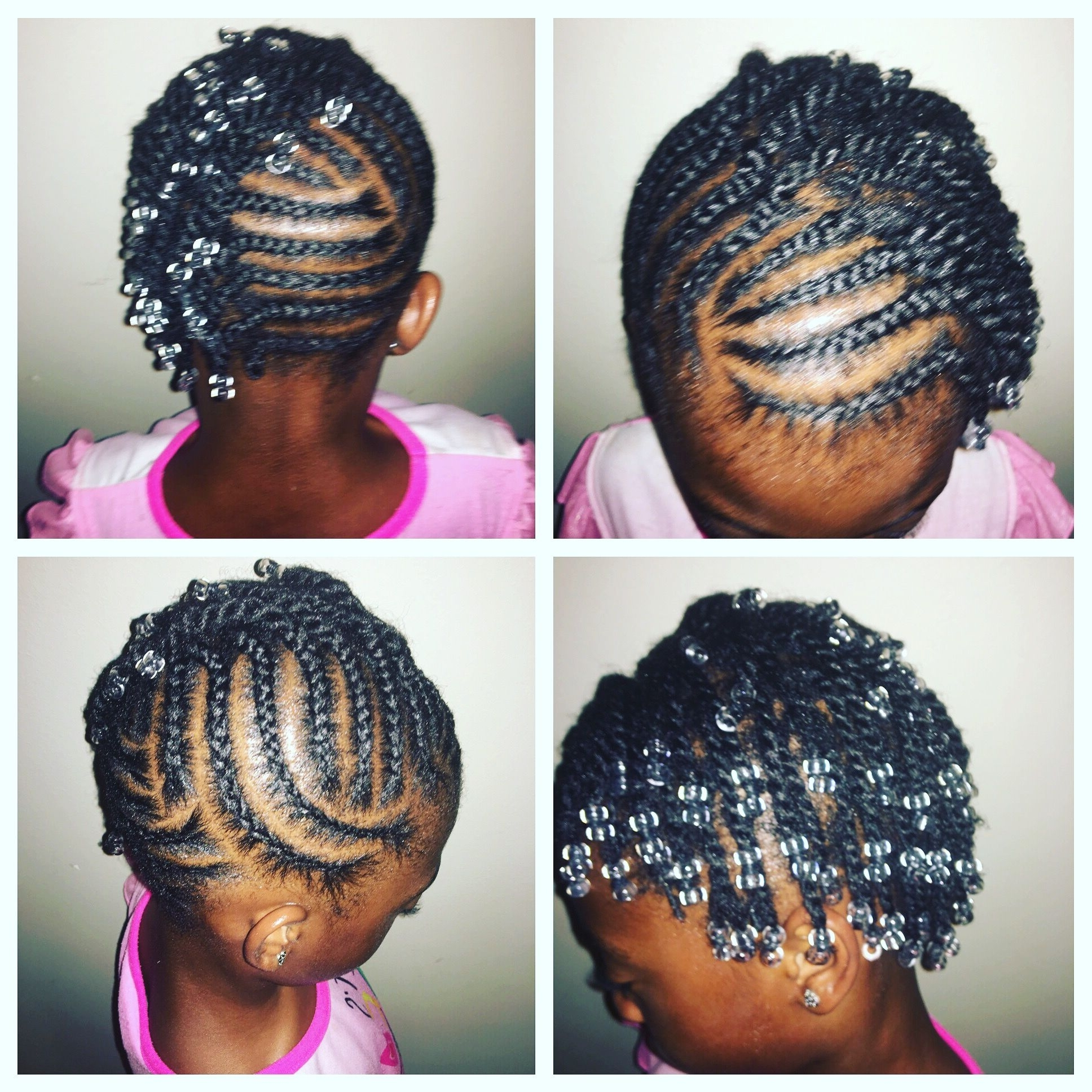 Graduation Hairstyles Girls: 15 Best Ideas Of Cornrow Hairstyles For Graduation