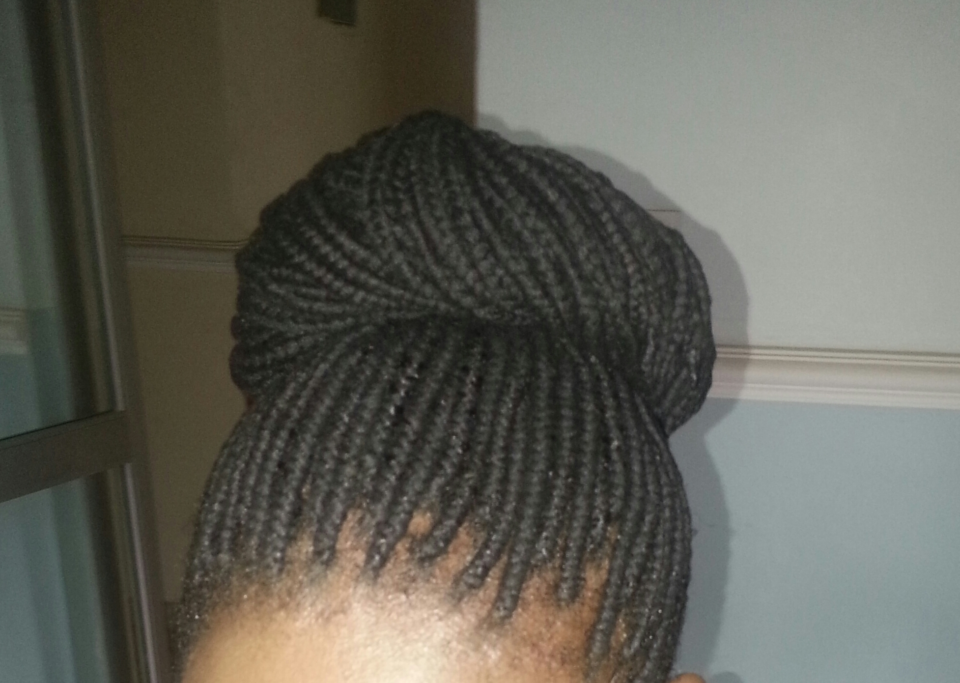 Naturalrify In Famous Braided Yarn Hairstyles (View 12 of 15)