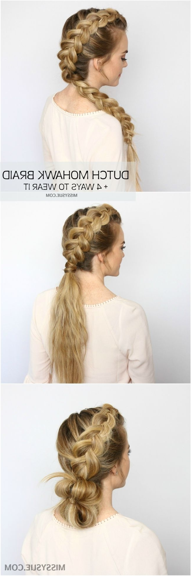Newest Cornrows Enclosed By Headband Braid Hairstyles For 351 Best Turtorials Braids Diy Hair Styles Images On Pinterest (View 7 of 15)