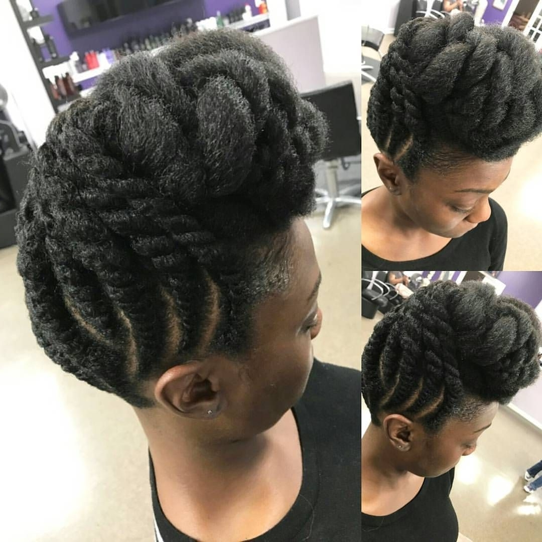 Newest Regal Braided Up Do Hairstyles Intended For 1,017 Likes, 45 Comments – Divine Oasis Salon & Spa (View 12 of 15)