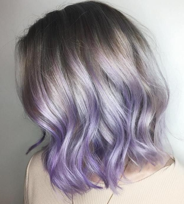 Pinterest With Regard To Most Up To Date Reverse Gray Ombre For Short Hair (View 4 of 15)