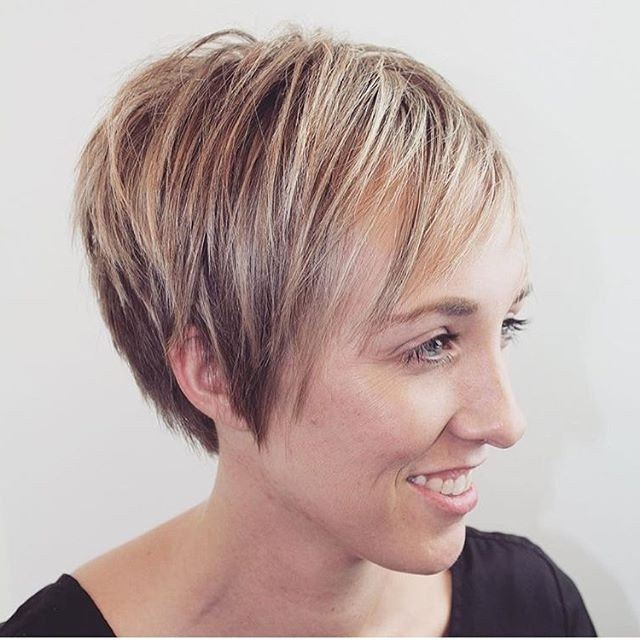 Pixie Cuts For Fine Thin Hair (View 15 of 15)