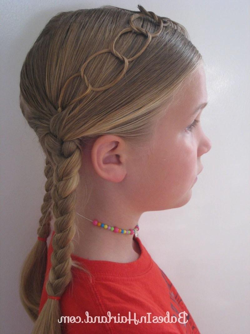 Pocahontas Braids & Chains – Babes In Hairland Regarding Favorite Pocahontas Braids Hairstyles (View 3 of 15)