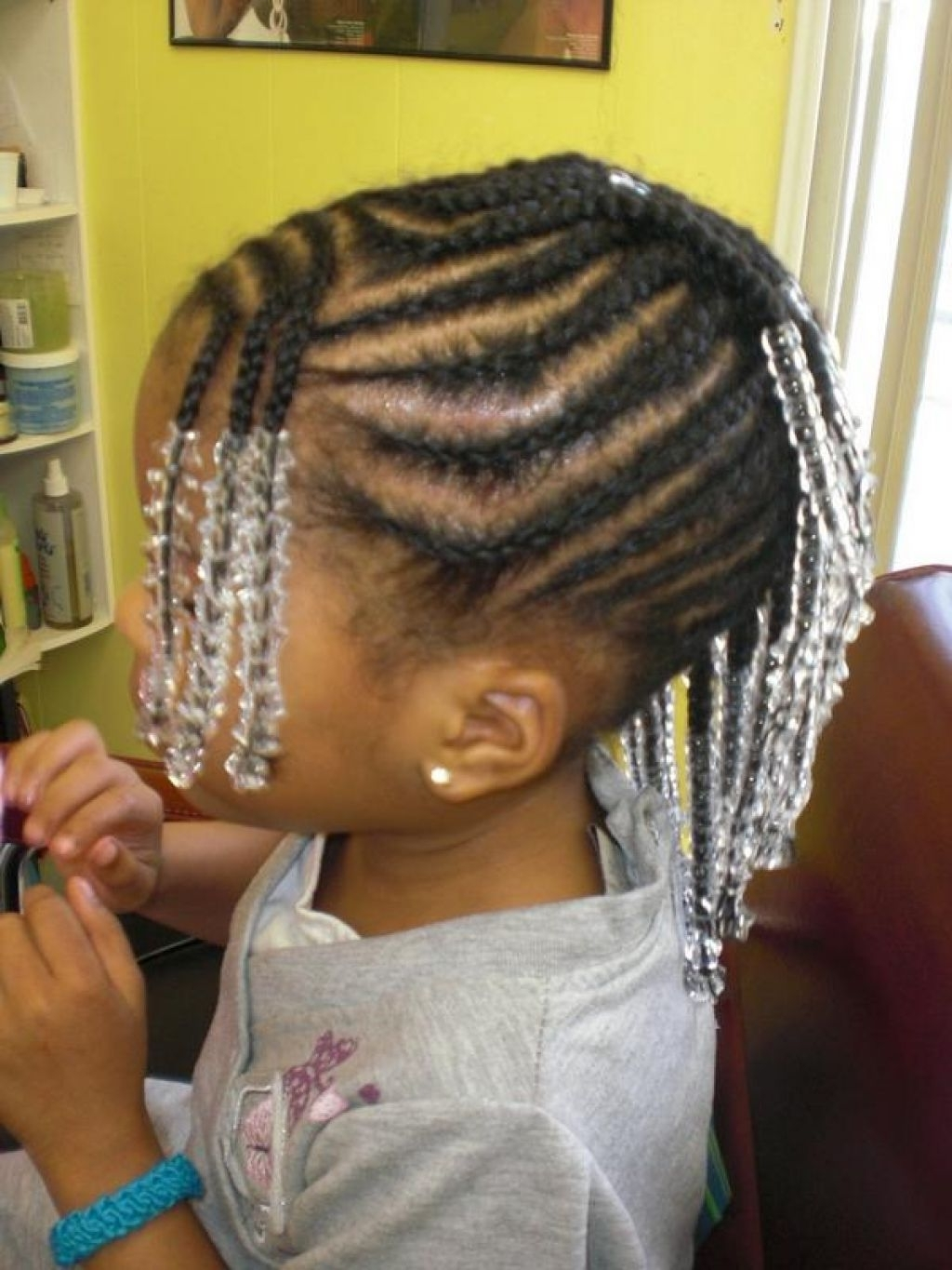 Popular Chunky Mohawk Braid With Cornrows Inside Hairstyles For Black Women Mohawk With Braids (View 10 of 15)